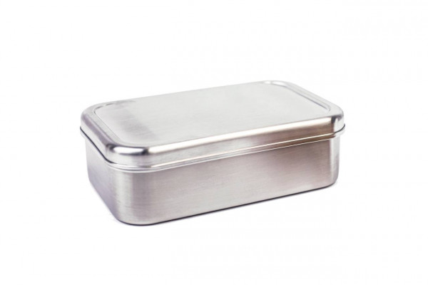 Lunchbox XL Edelstahl Premium